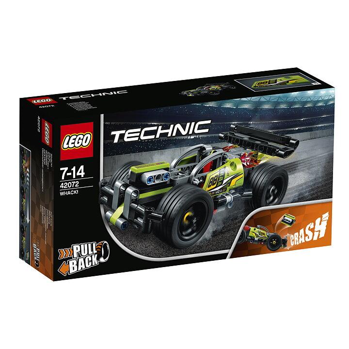 LEGO Technic 42072 KRASCH! - Billiga leksaker online - LekOutlet 81a4e683ed5a8
