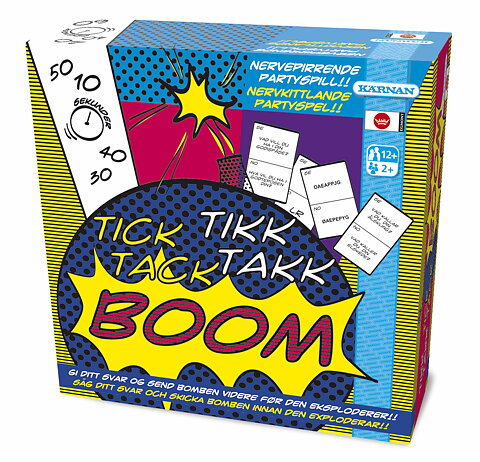 Familjespel - Billiga leksaker online - LekOutlet 69590cb430d2c