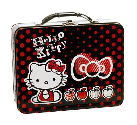 Plåtväska Väska i riktig plåt Hello Kitty ( Tin Box ) 3a267c85115e2