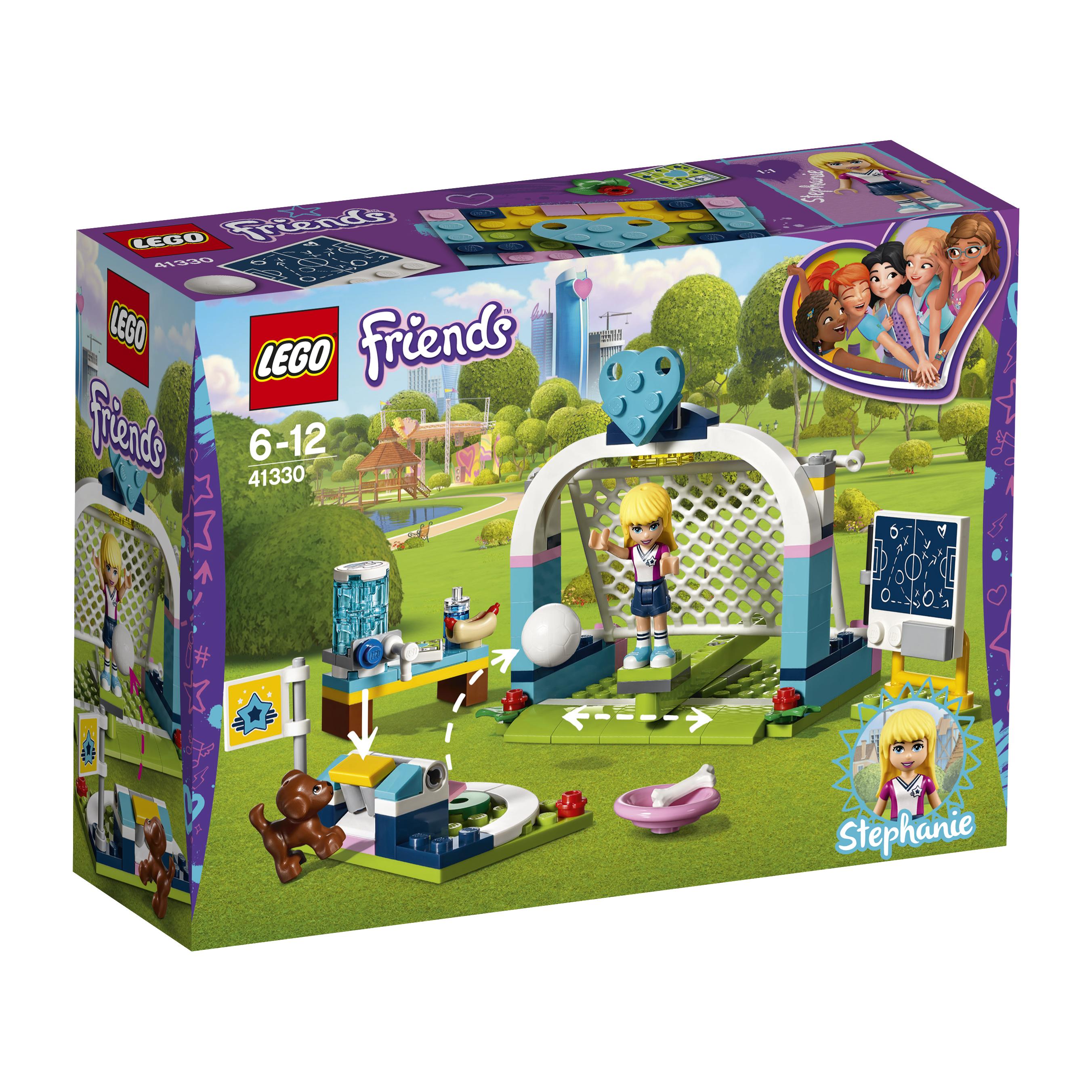 LEGO Friends 41330 Stephanies fotbollsträning. - Billiga leksaker online -  LekOutlet 49afef6039324