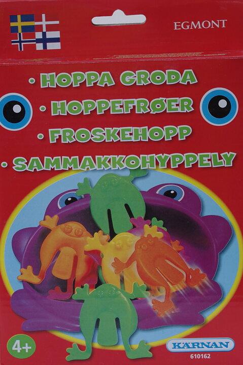 Hoppa Groda Spel Kärnan Grodspelet - Billiga leksaker online - LekOutlet d801c8b401605