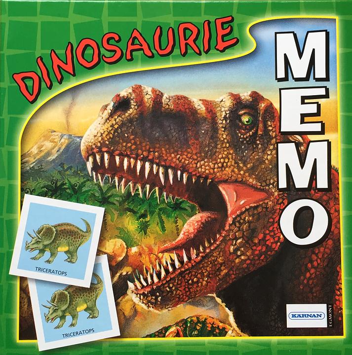 Kärnan Dinosaurie MEMO spel - Billiga leksaker online - LekOutlet 9b358a53743e2