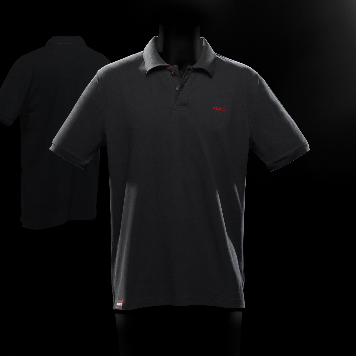cb2484955 ... cheap ckm car design brabus polo shirt black 76156 b365d