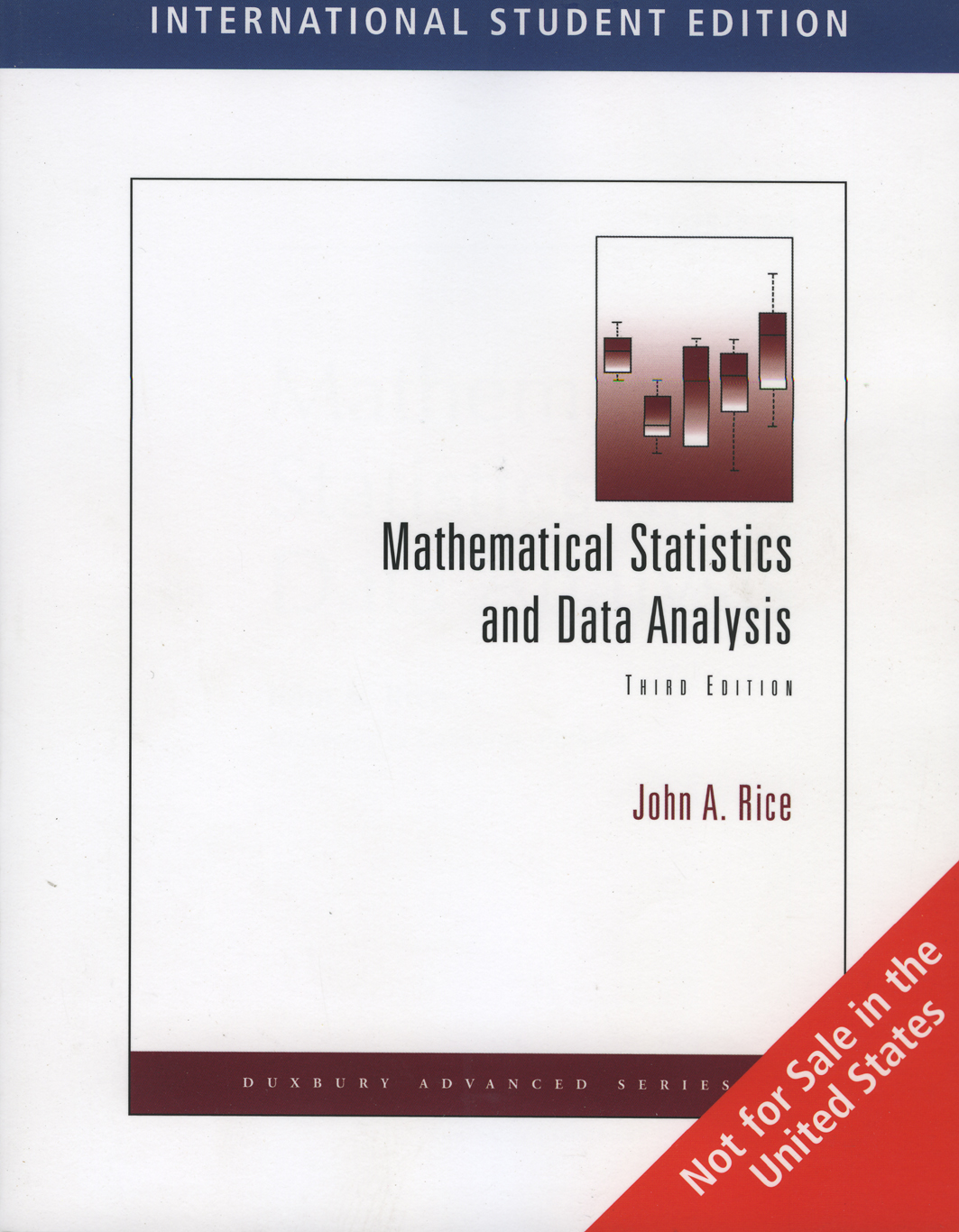 mathematical statistics Mathematical statistics i: probability, random variables and their distributions, mathematical mathematical statistics ii: theory of estimation and hypothesis testing, applications of statistical.