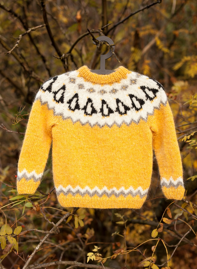 Islina Garn och Design (Islina Yarn and Design) - Pattern - PENGUIN ...