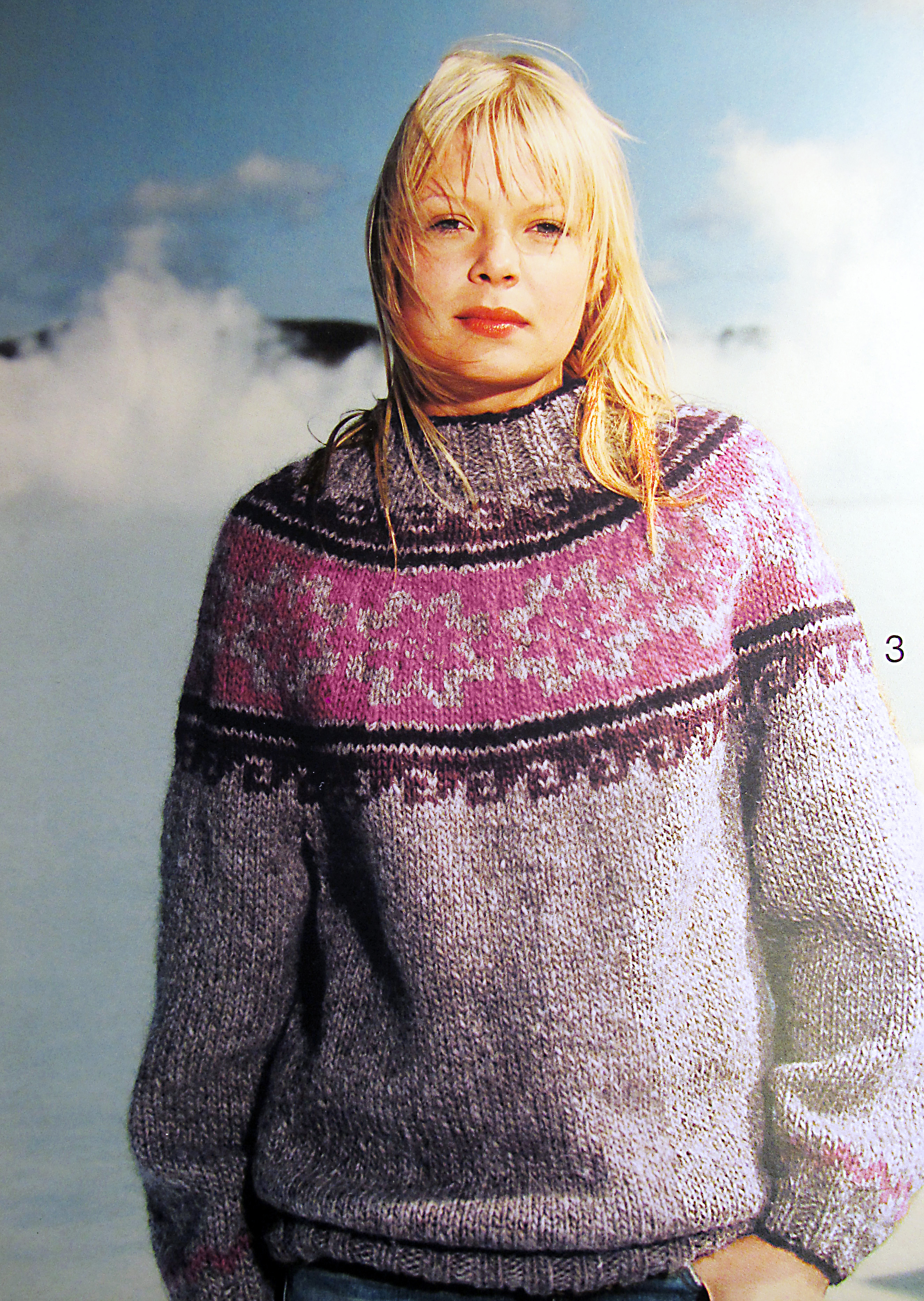 Islina Garn och Design (Islina Yarn and Design) - Pattern - FLOWER ...