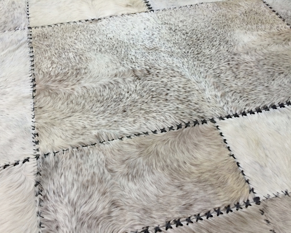 kuhfell patchwork teppich dutch bone teppich bawang x. Black Bedroom Furniture Sets. Home Design Ideas