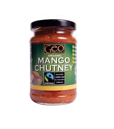 ekologisk mango