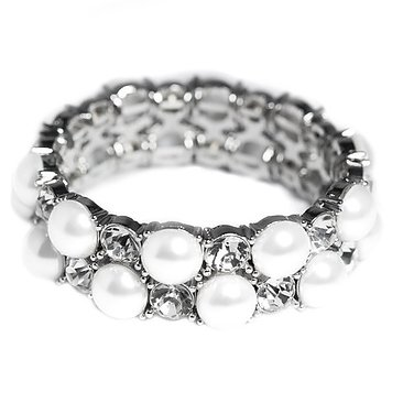 Lilja   Lykke Armband Pärlor   Kristaller - Loveli.se 0adda6778b1a6
