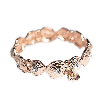 Lilja   Lykke Armband Kristall Rosé - Loveli.se e32024f5f7bf9
