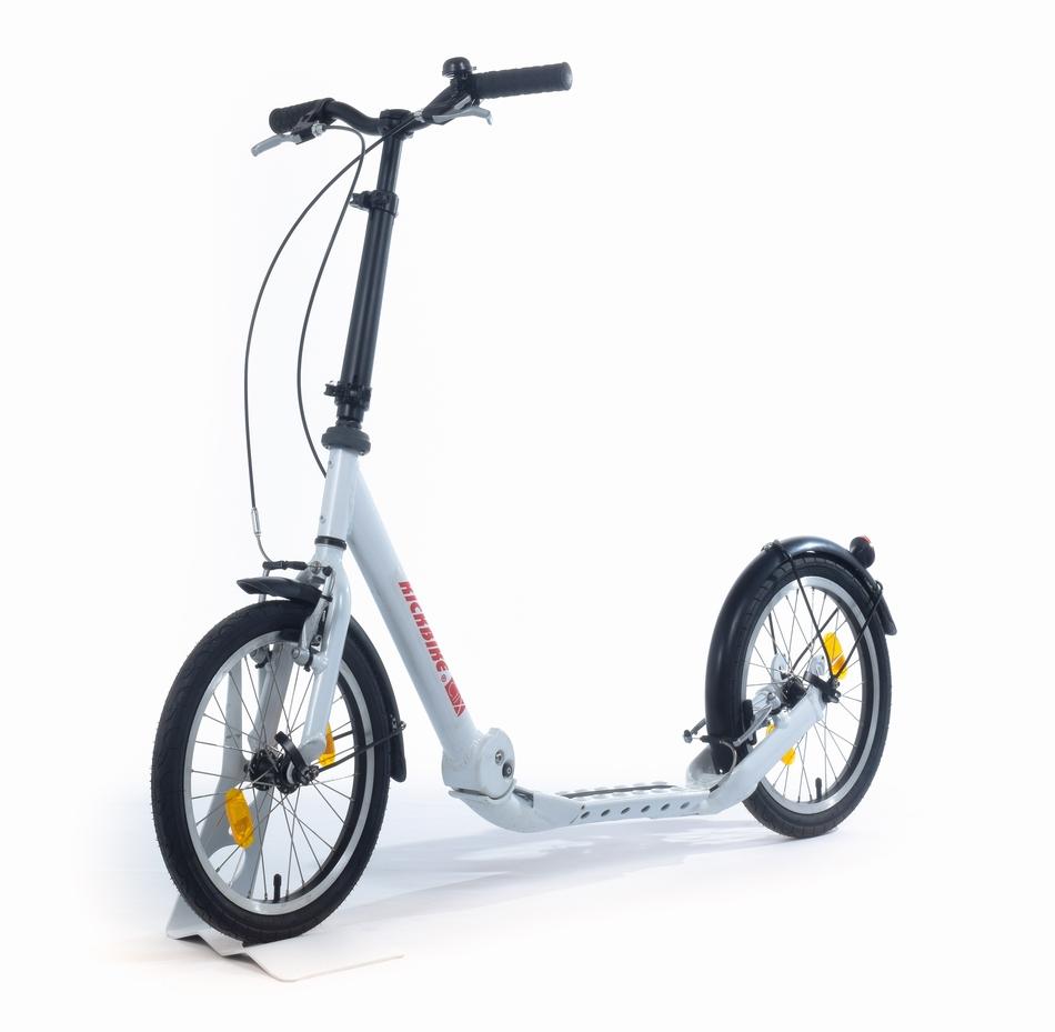 sparkcykel stora hjul