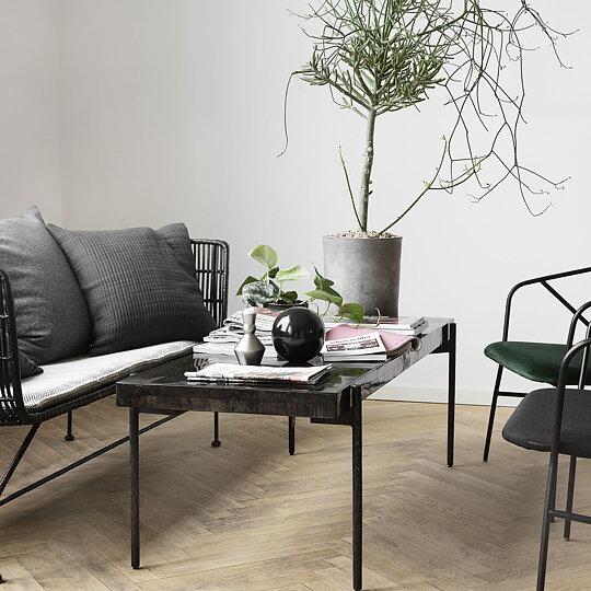 Lounge stol KLEVER grön c28e46c628a7a