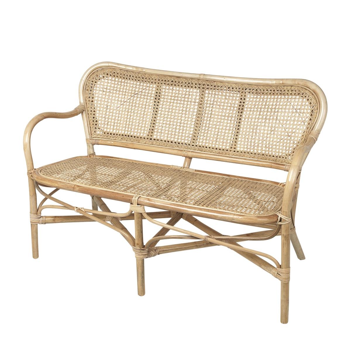 rottingsoffa ulla naturf rg broste copenhagen solhem. Black Bedroom Furniture Sets. Home Design Ideas