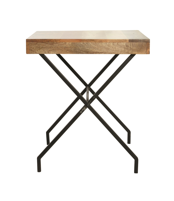 Cafébord BROOKLYN, trä järn, House Doctor Solhem Inredning