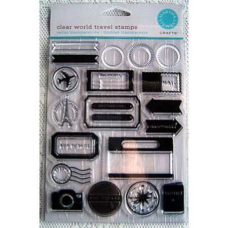 Martha Stewart Clear Stamps