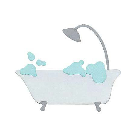 BumbleBees Craft Shop Quickutz Dies X Bathtub REVS - 4x4 bathtub