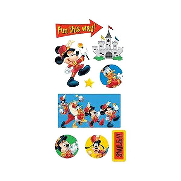Disney 3D Stickers Small
