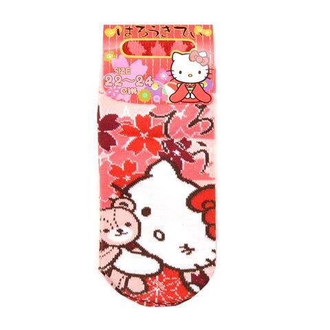 Ankle Socks Hello Kitty Sakura