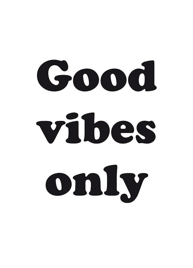good vibes deutsch