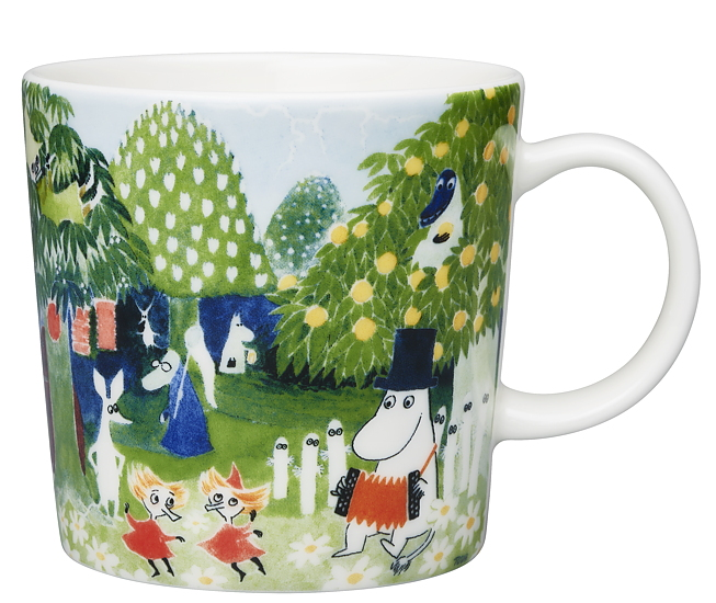 Special Edition Moomin Mug 2017 by Arabia - Moominvalley