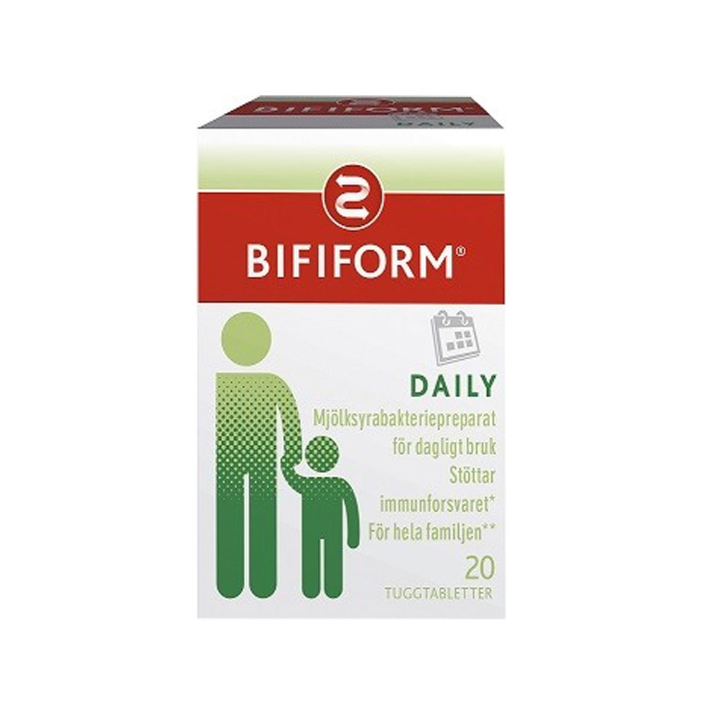 bifiform daily caps 100