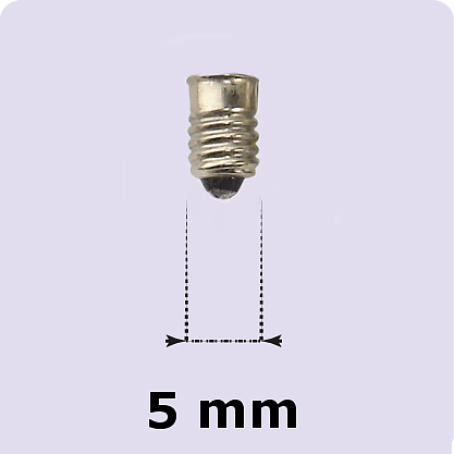 Gl dlampa e5 0 36w 6v lamportillallt for Lampen 0 36w 6v