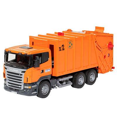 Finland Scania Webshop - Scania R 560 V8 6x4 jäteauto mittakaava 1 16) 8c645cb2ec