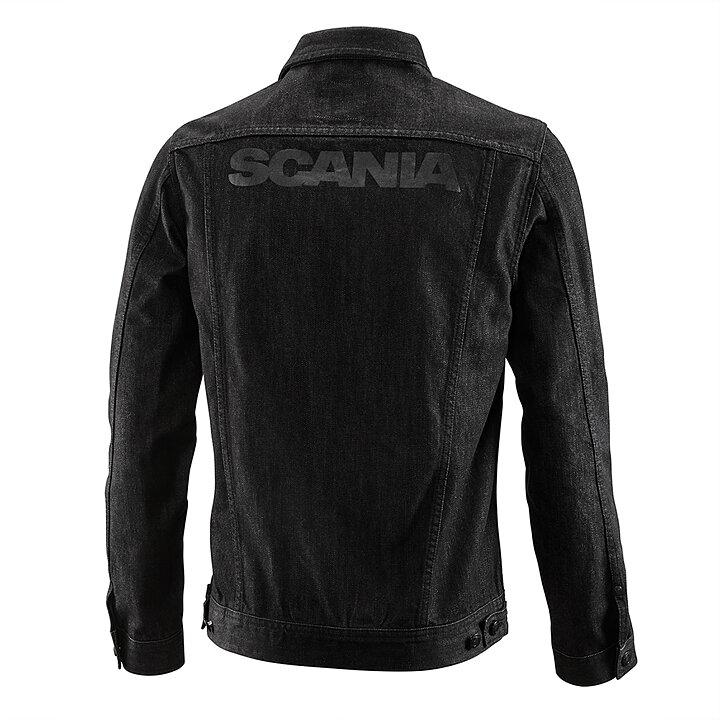 germany scania webshop denim jacket. Black Bedroom Furniture Sets. Home Design Ideas