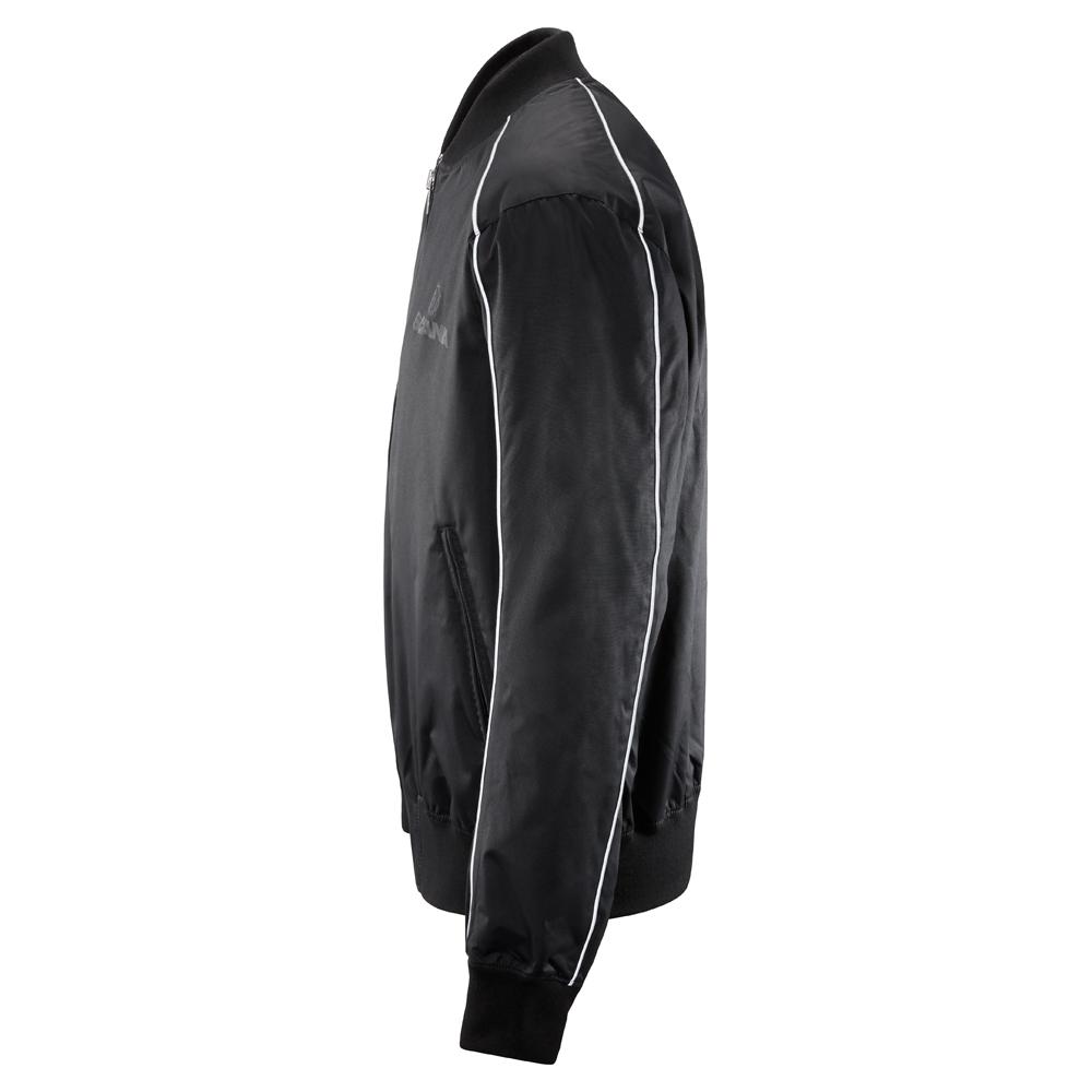 Veste simili cuir bordeaux col fourrure femme pas cher JL9677