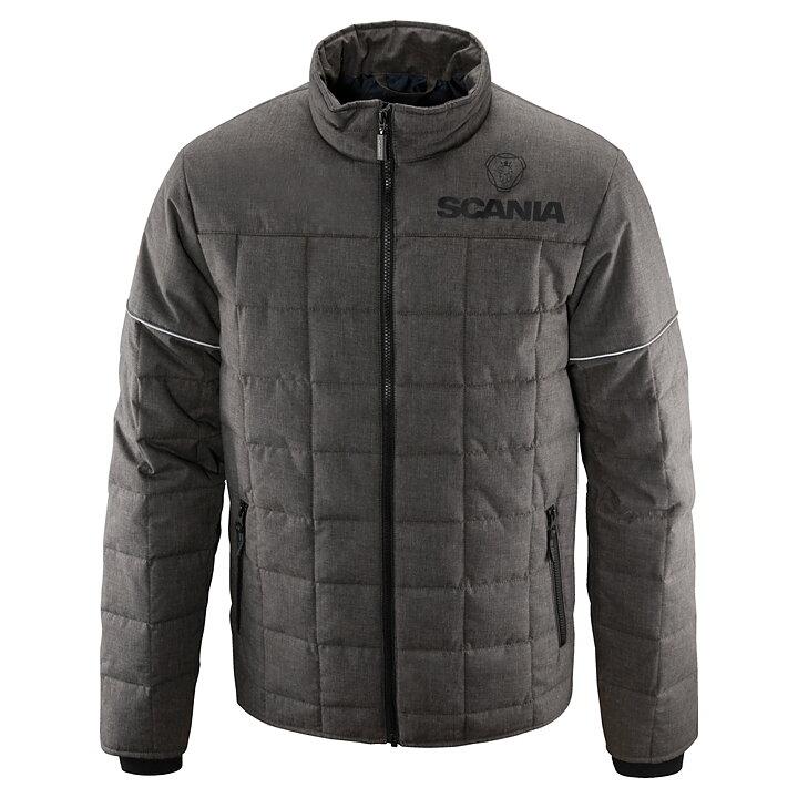 germany scania webshop cabin quilt jacket men. Black Bedroom Furniture Sets. Home Design Ideas