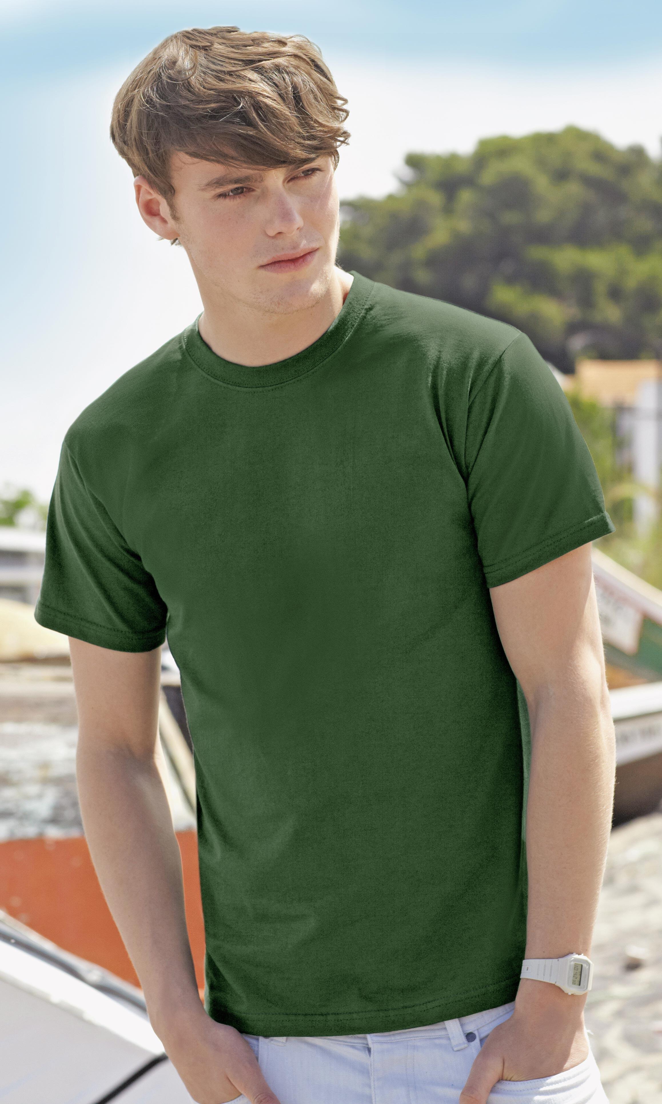 de991f3a466 A M Textile Solutions - Fruit Of The Loom Super Premium T-Shirt