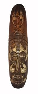 Indonesisk djungel Mask