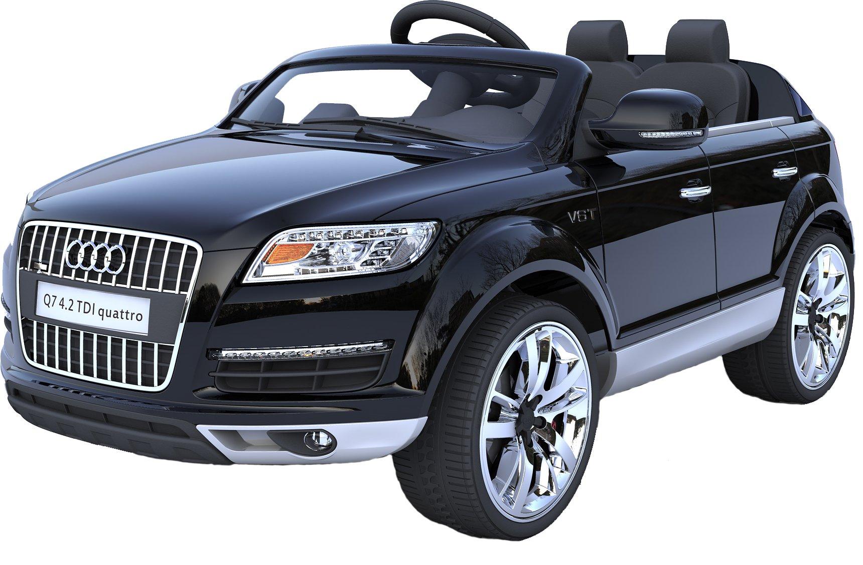 1ff0c456bf9 proexpo.nu - Elbil Audi Q7 12 volt med fjärrkontroll & riktiga gummihjul
