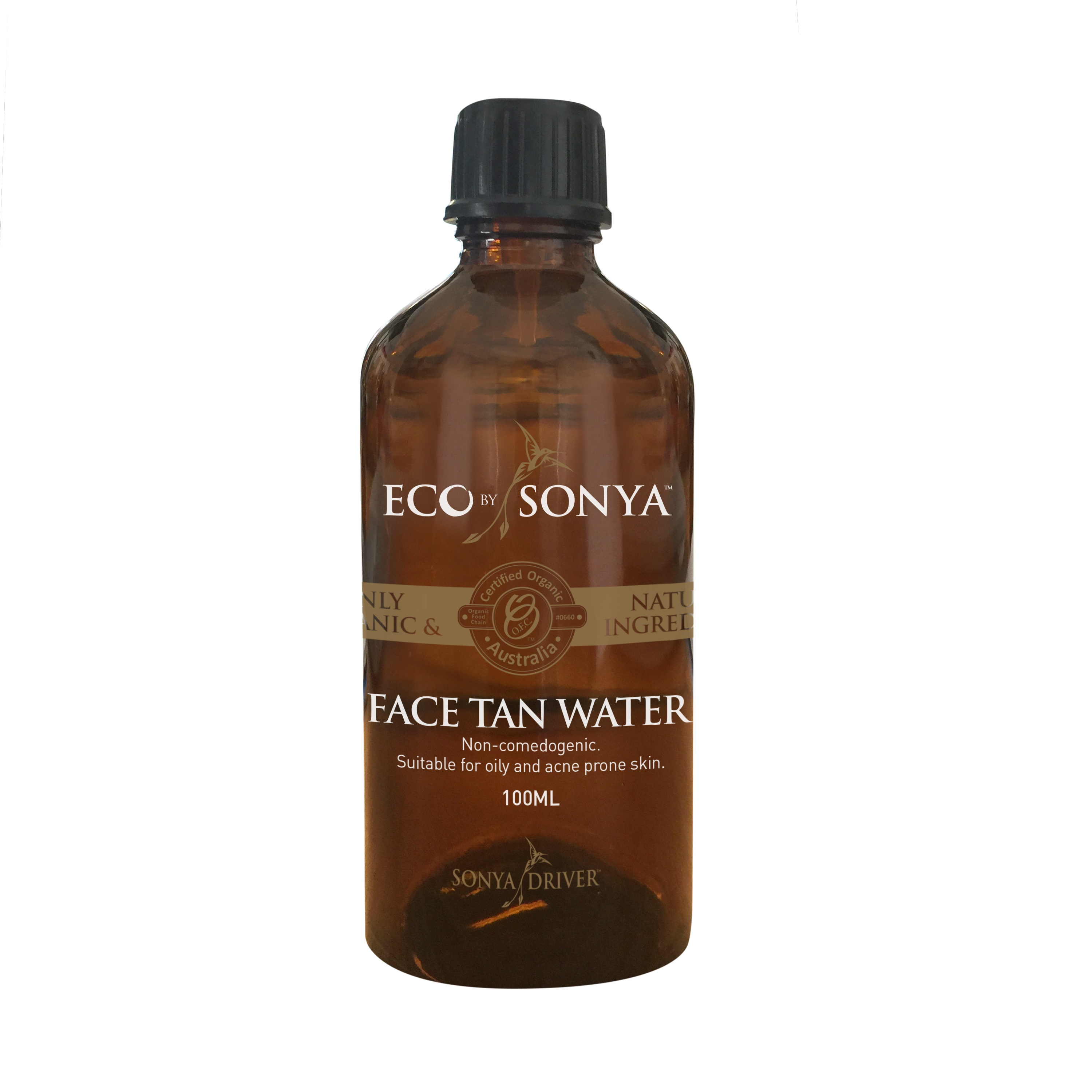 Eco by Sonya Face Tan Water Selvbruning 100ml - 4