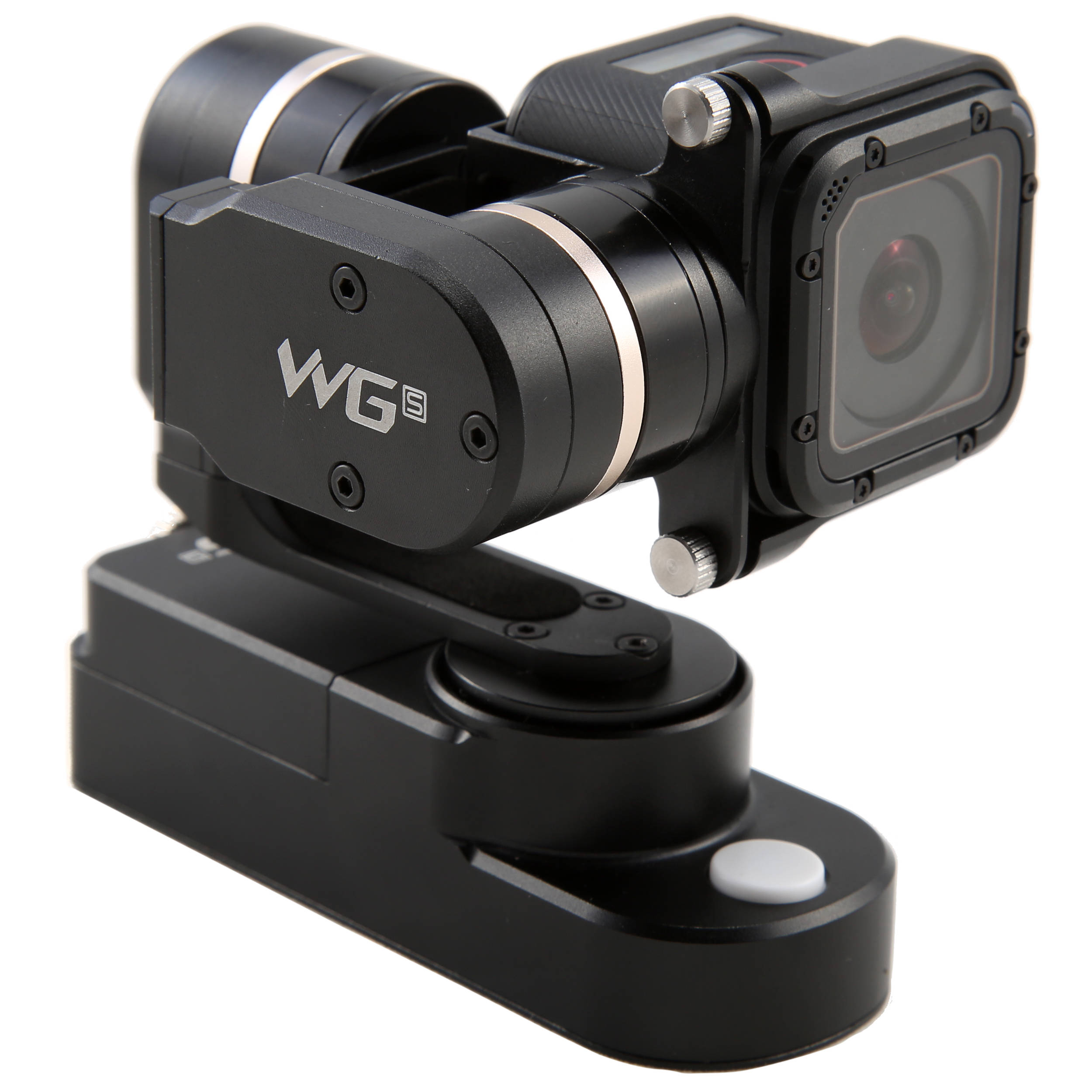 Fy Wgs Gimbal Gopro Session Stabilizer Voosestore Kabel 35mm Mic Adapter Cable For Hero 3