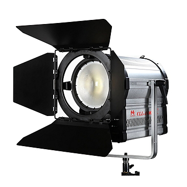 Fresnel Led Videolight Bi Color Cll 4800tdx 480w Voosestore