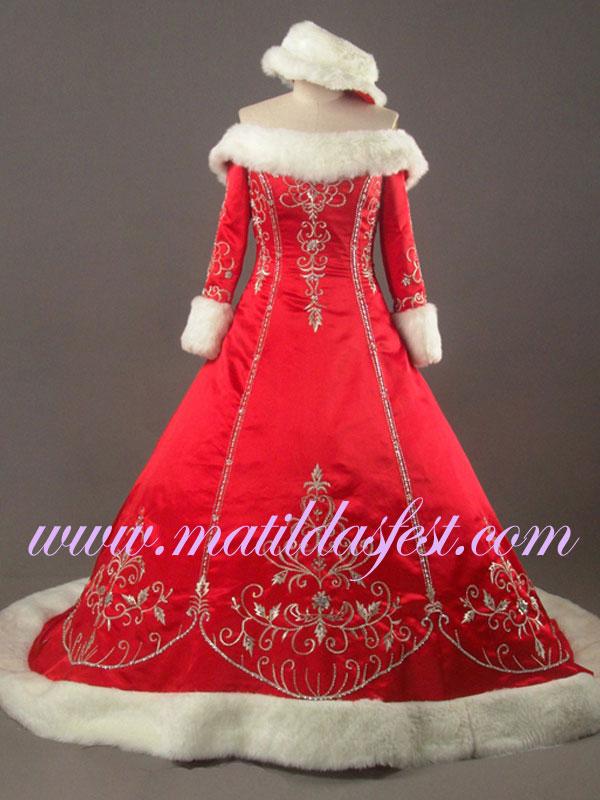 fest lady rött hår