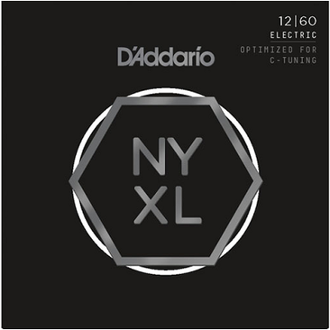 D'Addario NYXL1260 Nickel Wound 012-060