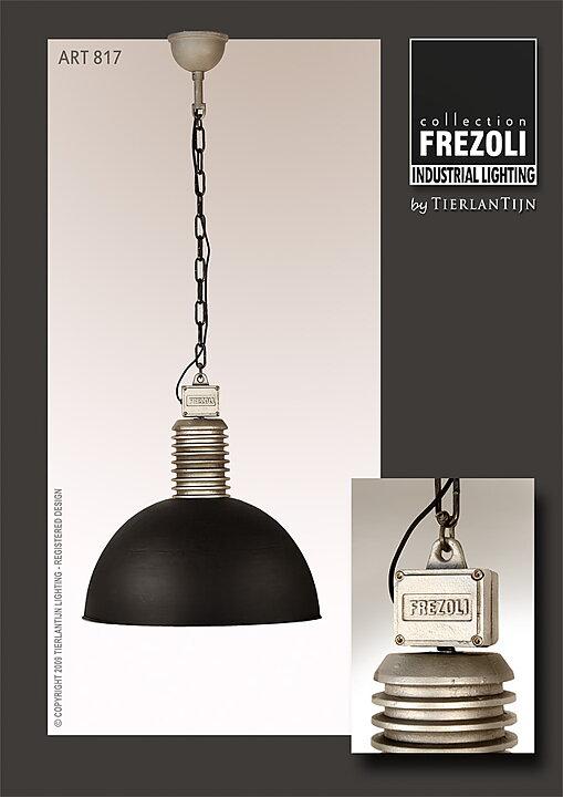 Lozz lamp black