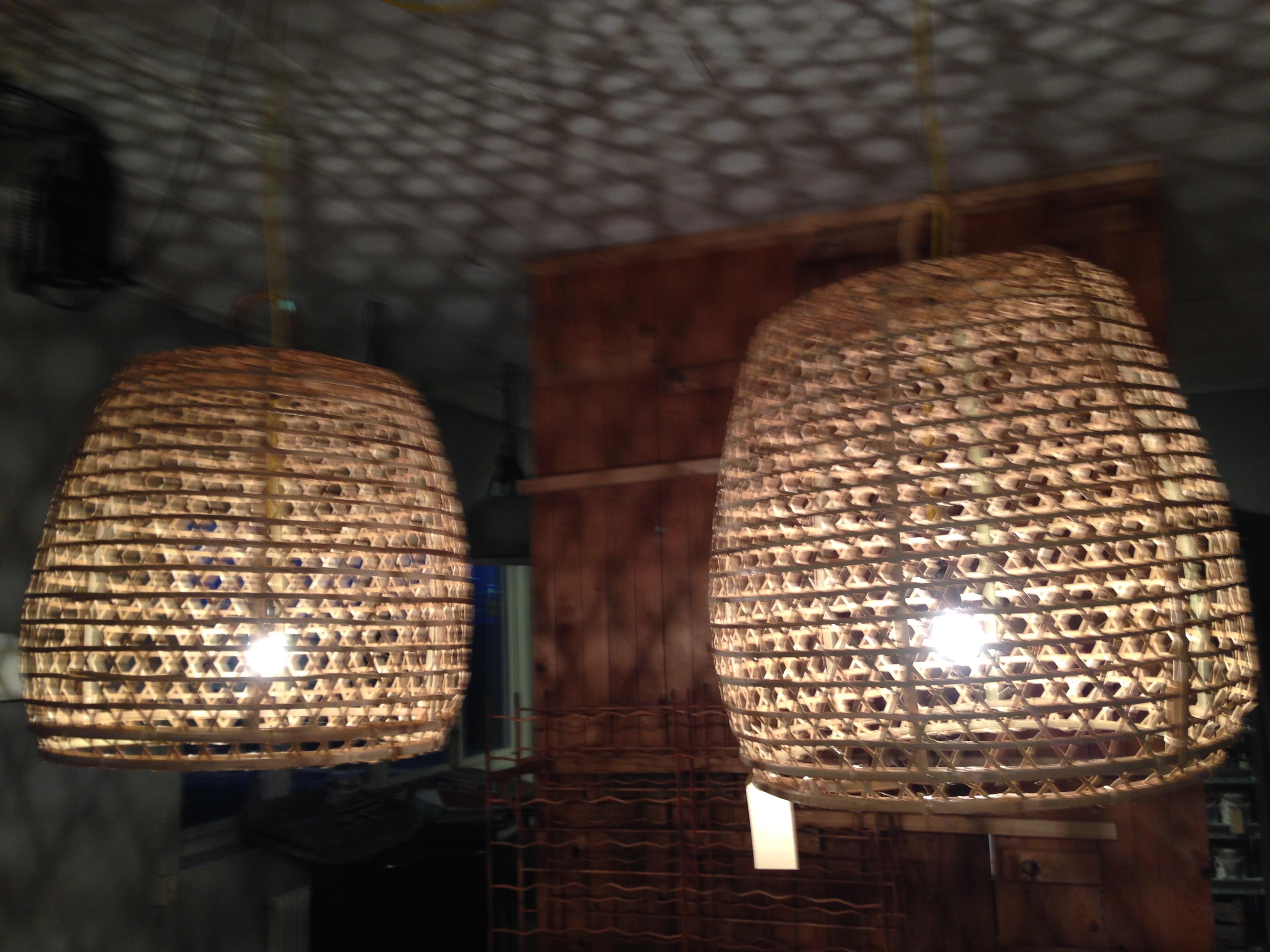 Bamboe Lampenkap Xl : Bamboe lamp xl archidev