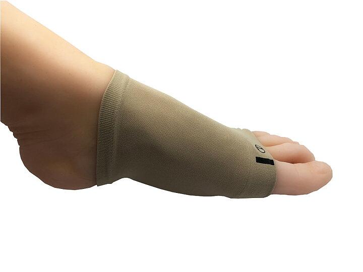 ae3ac1c3853 Hålfotsinlägg med strumpa | Living Feet hålfotsinlägg