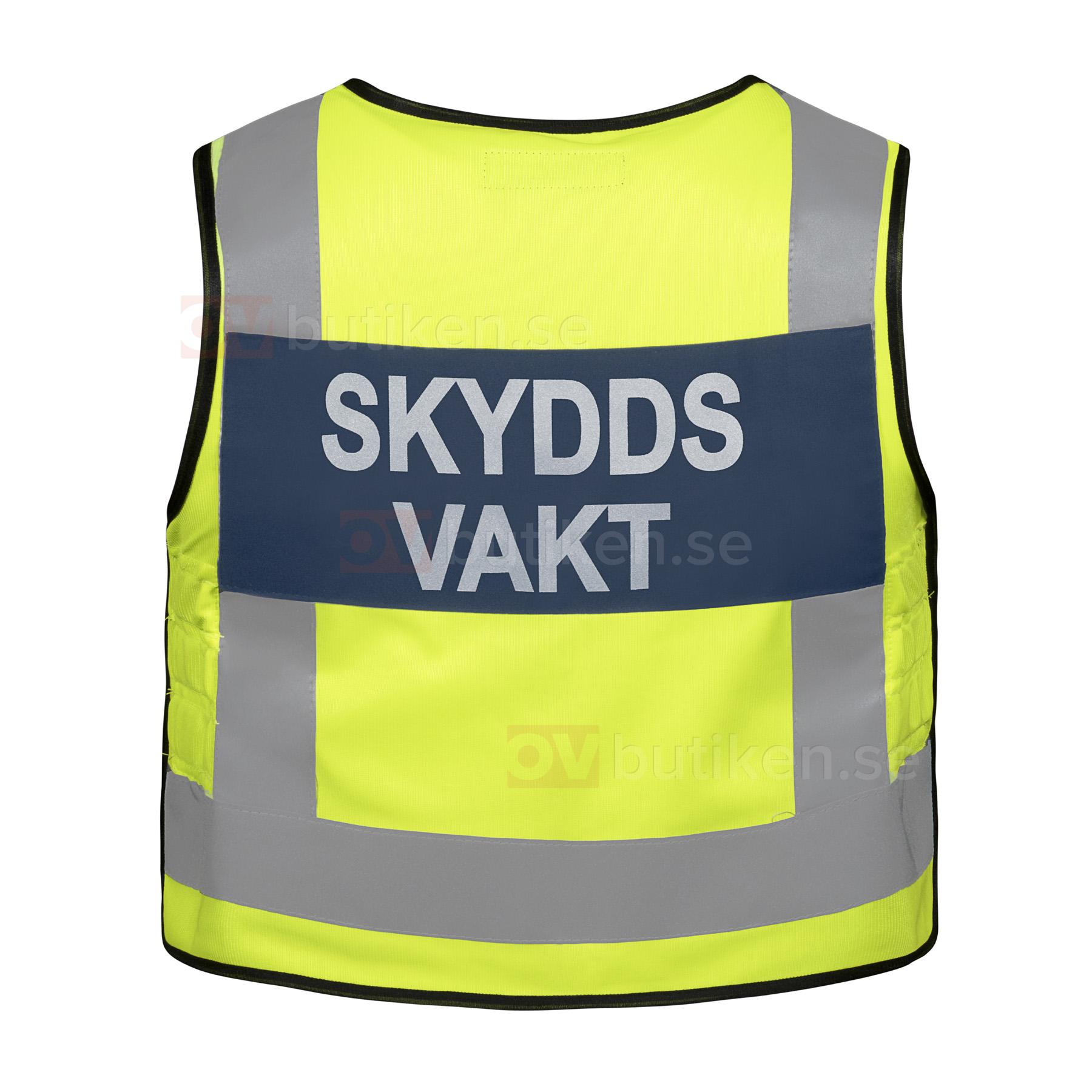 OVbutiken.se - Skyddsvakt Reflexväst Tight 8407d311c33a0