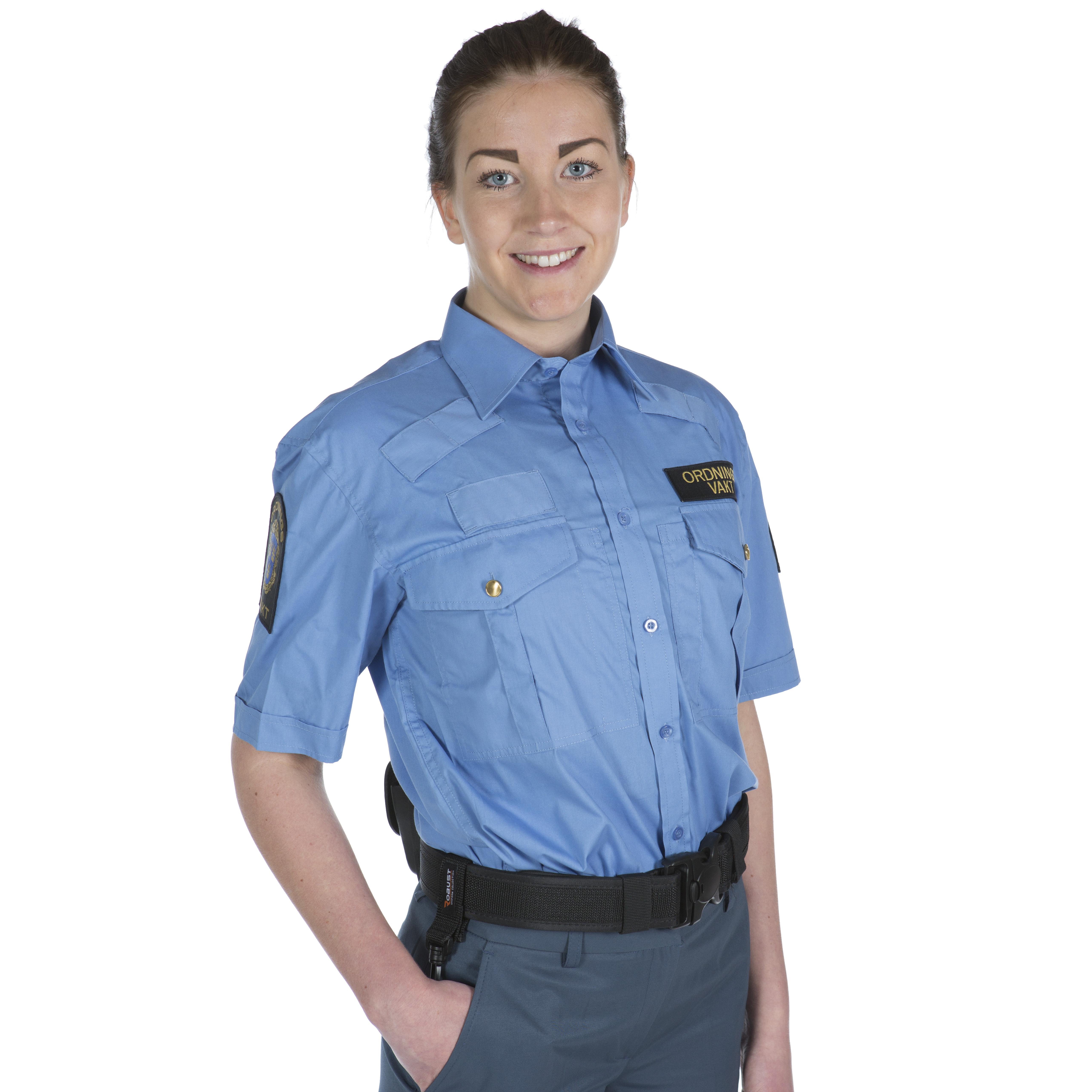 OVbutiken.se - OV Kostymskjorta kort ärm 83d9667e2c5d3
