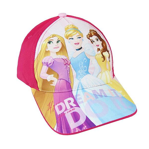 Barnkeps Disney Prinsessor (53 cm) Färg  Purpur - Leksakskompaniet b94ad8b8d4ef1