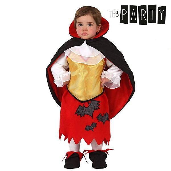 Maskeraddräkt bebis Th3 Party Kvinnlig vampyr Storlek  0-6 månader ... 8b386b81b15a6