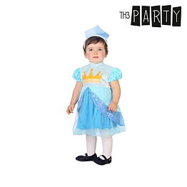 Maskeraddräkt bebis Th3 Party Prinsessa Storlek  0-6 månader 2fa85f0561422