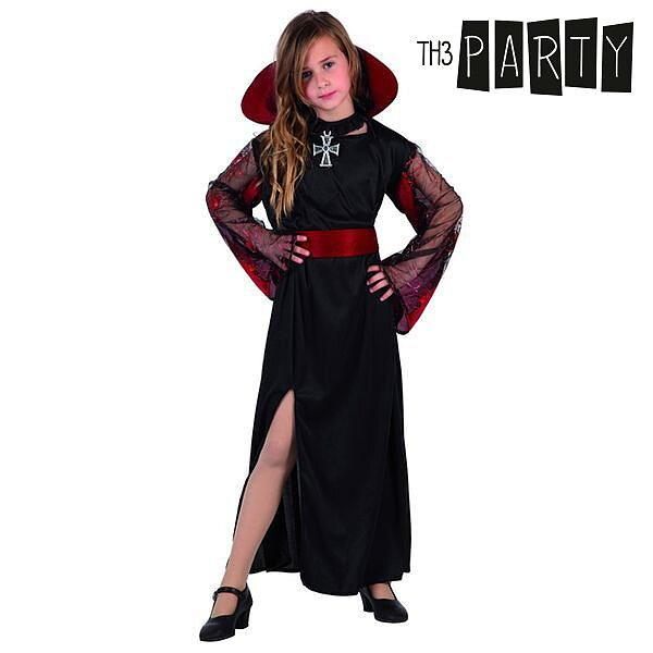 Maskeraddräkt för barn Th3 Party Kvinnlig vampyr Storlek  5-6 år ... 8695f7ff793c2