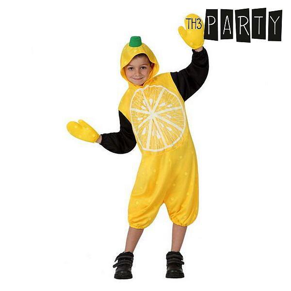 Maskeraddräkt för barn Th3 Party Citron Storlek  5-6 år ... 5cb4f4e41575f