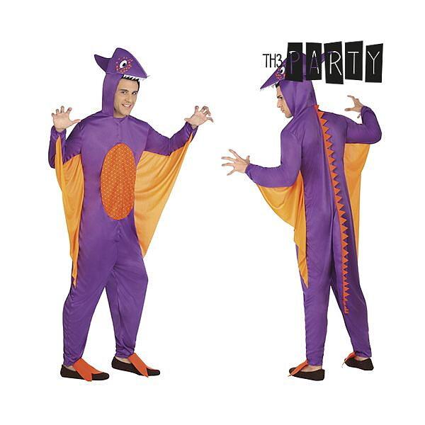 Maskeraddräkt vuxna Th3 Party Dinosaurie Storlek  XL - Leksakskompaniet 59a2018e9ce08