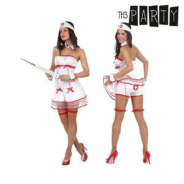 Maskeraddräkt vuxna Th3 Party Sexig sjuksköterska Storlek  XS S ... 3a85e7d6b8bf7